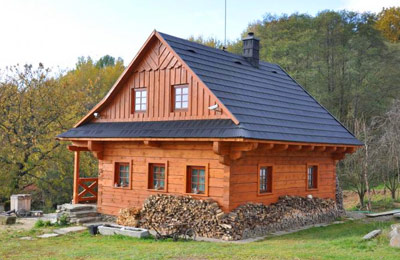 Roubenky a dřevostavby