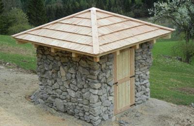 Krovy a dřevěné konstrukce