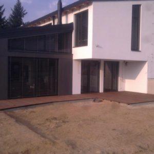Krov, terasa, pergola Lelekovice