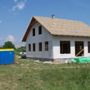 Dřevostavba Vikyřovice