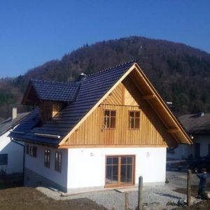 Dřevostavba Rakousko
