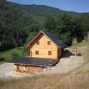 Roubenka Rakousko